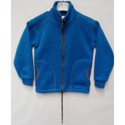Mikina chlapecká - svetrová modrá