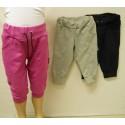 3/4 kalhoty a kraťasy