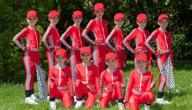 Dětské sportovní oděvy